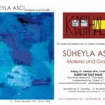 Einladung Süheyla Asci